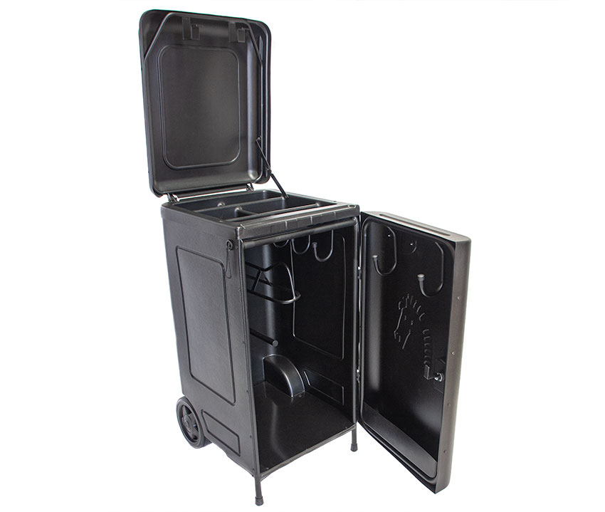 Buy Tack Box Portable Horse Tack Storage Box From